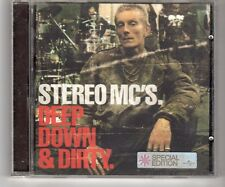(HJ790) Stereo MC's, Deep Down & Dirty - 2001 CD
