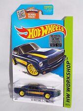 Hot Wheels 2015 FACTORY SET 1/450 SUPER TREASURE HUNT '65 Mustang 2+2 Fastback