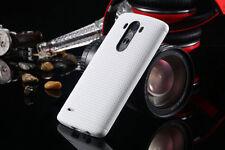 Fundas y carcasas Para LG G3 color principal blanco estampado para teléfonos móviles y PDAs