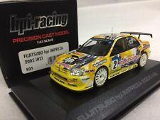 1/43 hpi Racing 931 Subaru Impreza Wrx Sti 2005 Hpi Racing #2 model car