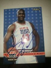 1994 SHAQUILLE O'NEAL Signed Autographed Card # 29/4000 wounded warrior donation