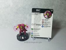 Drax - 029 Marvel Avengers Infinity HeroClix Miniature Rare