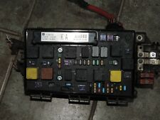 CENTRALINA BODY COMPUTER PORTAFUSIBILI  OPEL ZAFIRA B 2007 1.9 120cv