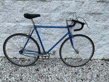 "Vintage Bianchi Sport Single Speed Road Bike / 1-Speed / 23"" Frame"