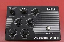 Used Roger Mayer Voodoo Vibe Univibe Guitar Effect Pedal from JAPAN F/S