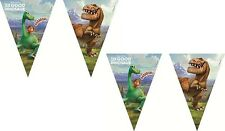 BANDIERINE IN PVC GOOD DINOSAUR 2,3 MT IL VIAGGIO DI ARLO Party Festa 86431