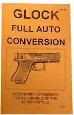 Glock FA Conversion Modification Manual
