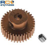Square R//C Boron-Coated Aluminum Pinion Gear 25T 06-Module for Tamiya