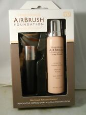 MAGIC MINERALS JEROME ALEXANDER AIR BRUSH FOUNDATION MEDIUM, AUTHENTIC & NEW