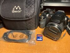 Fujifilm FinePix S Series S4200 14.0MP Digital Camera + Case + SD Card