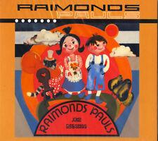 """Latvian music: Raimonds Pauls """"Joku Dziesmas""""  Brand New CD"""