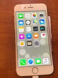 iPhone 6s GOLD A1549 Ghost Touch FOR PARTS Issue with Ghosting Screen READ