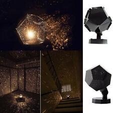 Romantic Astrostar Astro Star Laser Projector Cosmos Light DIY Bulb Lamp Home FS