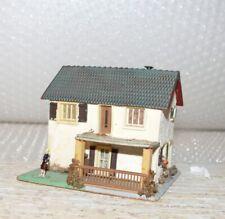 W39 Faller  256  Haus mit Veranda Holz ca 1958