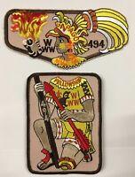 Boy Scout OA Lodge 494 Papago 1996 NOAC Set