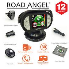 ROAD ANGEL Gema + Plus Velocidad Seguridad Cámara Detector GPS con Láser Radar