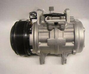 For Porsche 944 85-91 924 87-88 968 92-95 A/C Compressor w/ Clutch OE Denso