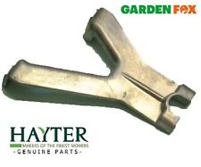 GENUINE Hayter Harrier 41 Rear Roller SUPPORT BRACKET 410016 HA410016 - 940 C