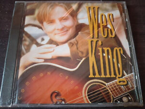 WES KING - Common Creed CD AOR / Country Rock / Ballad SEALED