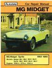 MG MIDGET MK1 2 3 & 4 / HEALEY SPRITE MK 2 3 4 & 5 (1962-80) REPAIR MANUAL *VGC*