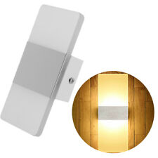 LED Wall Light Up Down Cube Indoor Outdoor Sconce Lighting Lamp Fixture Modern