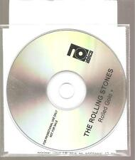"""ROLLING STONES """"Rolled Gold +"""" 40 second clips Promo CD + Press Sheet RAR"""