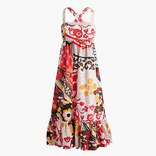 NEW WITH TAG NWT J.Crew Midi Sundress in Magnificent Floral - SIZE 4 - *SOLD OUT
