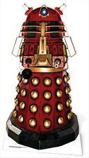 Supreme Dalek (Red) Doctor Who Official Lifesize Cardboard Cutout Fun Figure