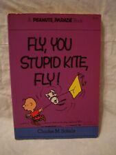 Peanuts Parade # 6 – Fly, You Stupid Kite, Fly!