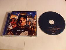 MICHAEL JACKSON - Michael (CD 2010)