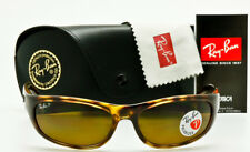 9763e22d29 NEW RAY-BAN PREDATOR RB4033 642 47 Tortoise Frame Brown Polarized 60mm Lens