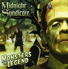 Midnight Syndicate - Monsters of Legend [New CD]