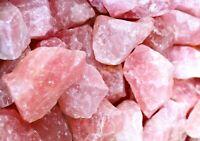 Rose Pink Quartz 2 Ozs Quality Natural Raw Crystal Mineral Healing Love Gemstone