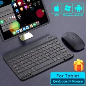 Wireless Mouse And Keyboard For iPad Pro 2020 11 12.9 10.5 Bluetooth