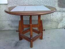 table gueridon basse / haute GUILLERME ET CHAMBRON coffee and dining design