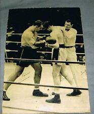 1933 Jack Dempsey Max Baer Primo Carnera boxing photo Prizefighter & Lady movie