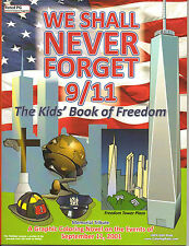 We Shall Never Forget 9/11 Coloring Book & We Shall Never Forget 9/11 - Vol. Il