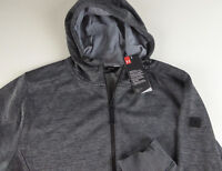 Under Armour Heathered Fleece Sportstyle Hooded Sweater NWT $99.99 Fitted Hoodie
