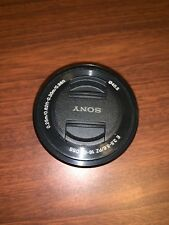 Sony 16-50mm f/3.5-5.6 Zoom Lens