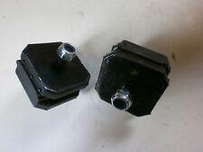 Gearbox Mounts & Nuts x2  Landrover Series 2-3  2 1/4  2286cc Diesel  NRC2052