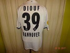 """Hannover 96 Original Jako Europapokal Trikot 2011/12 """"TUI"""" + Nr.39 DIOUF Gr.L"""