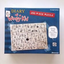 """Diary of A Wimpy Kid 200 Piece Puzzle 19"""" x 14"""" Rodrick Rules MPN #10502A New"""