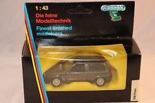 Schabak 1000 Volkswagen Polo 1:43 Dark Grey perfect mint in box superb