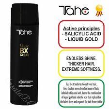 TAHE MagicBX Gold THICKENING Shampoo 300 ml Ultra-hydrating liquid Gold
