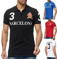 Poloshirt T-Shirt Shirt Polo Herrenshirt Shortsleeve Kurzarmshirt Herren