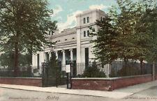 POSTCARD BOSTON LINCS. CENTENARY CHAPEL POSTED 1905