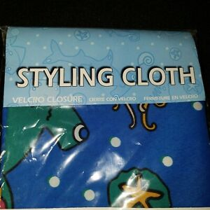 Styling Cloth  Sea Life Betty Dain Creations, Inc. style 400