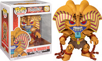 RARE 6 inch Exodia the Forbidden One Yu-Gi-Oh  Funko Pop Vinyl New in Mint Box