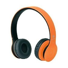 Macrom M-hpb20 auricular Wireless Inalámbrico Bluetooth 3.0 naranja Orang