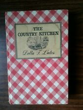 1936 The Country Kitchen Della Lutes VG HC